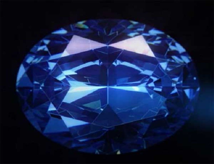Botswana's 20.46-Carat 'Okavango Blue' Diamond Is Called a 'Once-in-a-Lifetime Find'